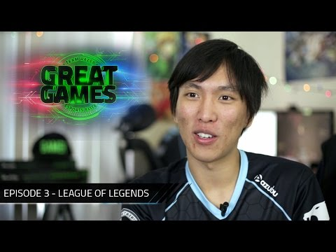 Episode 3 - League of Legends - Team Razer: Great Games