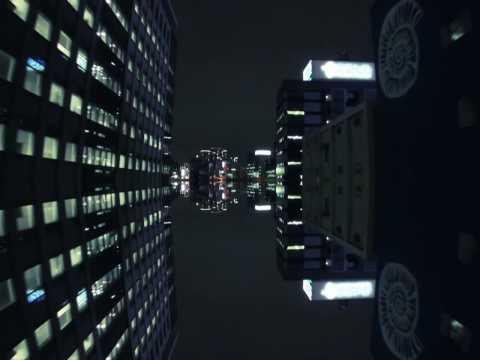 (HD) Tokyo Sky Drive -Night ver.- 01