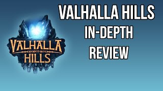 Valhalla Hills Review - Gameplay and Game Mechanics