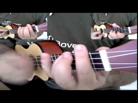 Bartender Lady Antebellum (ukulele cover) guitar