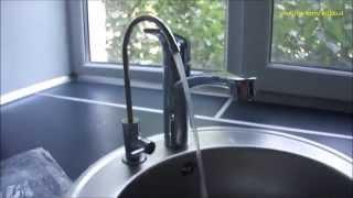 Обзор и установка фильтра для воды НАША ВОДА / install water filter