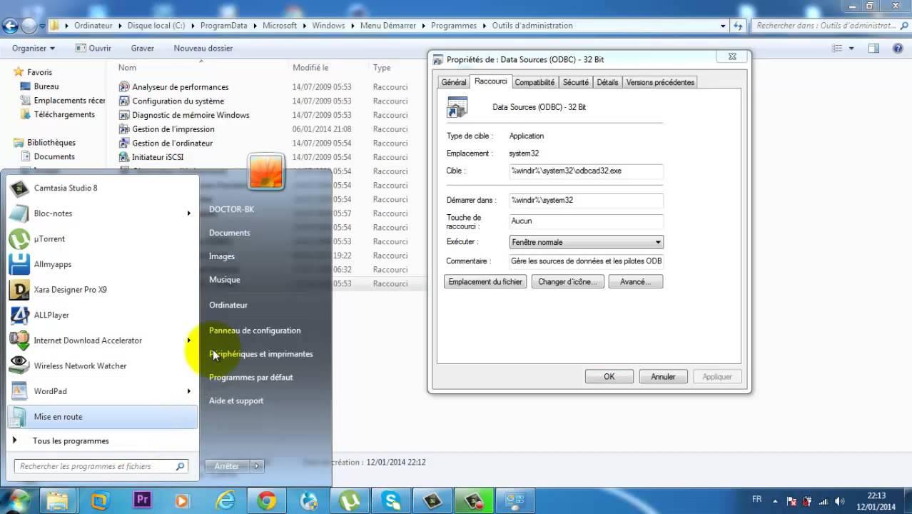 Odbc Driver For Ms Access In Windows 7 64 Bit