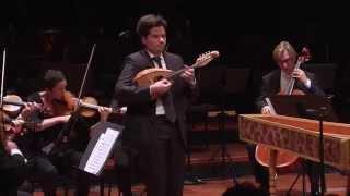 ONCT - VIVALDI, Concerto pour mandoline, cordes et basse continue