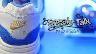 اخيرا صار عندي Nike Air Max 1 - Sneaker Talk Ep 1 Air Max 1