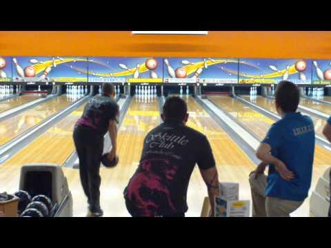 Championnat de France Bowling - doublette Homme 2016 Poule A