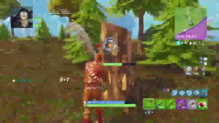 Fortnite Battle Royale/Season 4/Brace for impact/Grinding up the Omega skin LIVE/PS4 LIVE