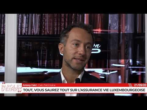 Paroles d'experts : Vous saurez tout sur l'Assurance vie luxembourgeoise.