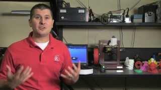Afinia H-Series 3D Printer - RadioShack