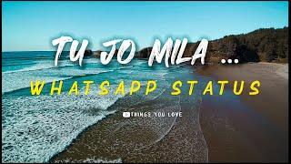 Gambar cover Tu Jo Mila | Best Emotional Whatsapp Status | Bajrangi Bhaijaan