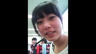 2012-6-3に行われたAKB48 26th 真夏のSounds Good劇場版握手会の楽屋に...