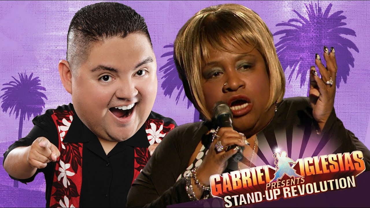 Thea Vidale - Gabriel Iglesias Presents: StandUp Revolution! (Season 1)