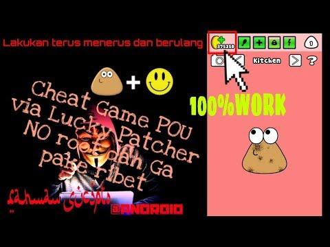 Tutorial Cara Cheat Game POU 100%Work NO ROOT!!! Via (Lucky Patcher) thumbnail