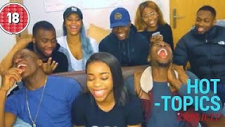 One of Nella Rose's most viewed videos: HOT TOPICS - SEX, BODYCOUNTS, FINESSERS, RELATIONSHIPS + BLOOPERS