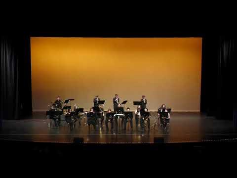 The Edwardsburg High School Jazz Band Spring Concert