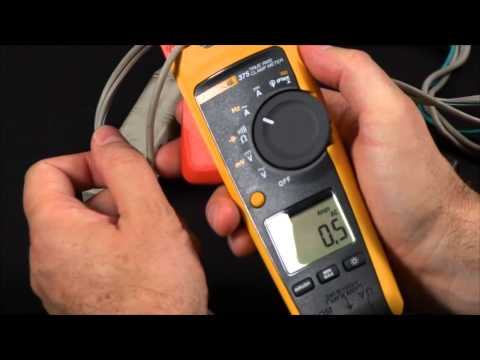 How To Measure Current On A Power Cord