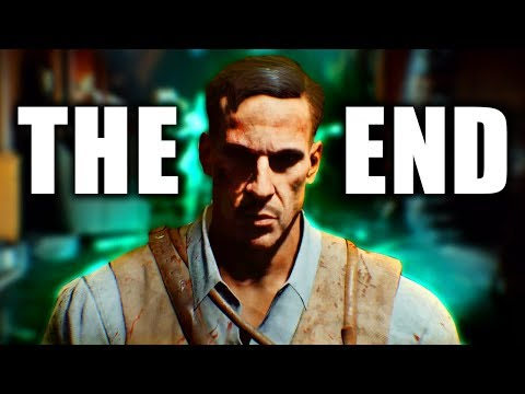 IS THIS THE END OF THE CALL OF DUTY ZOMBIES STORYLINE? thumbnail