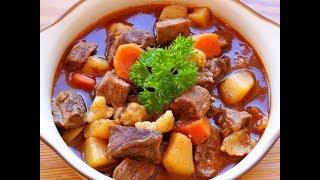 Закарпатское блюдо БОГРАЧ