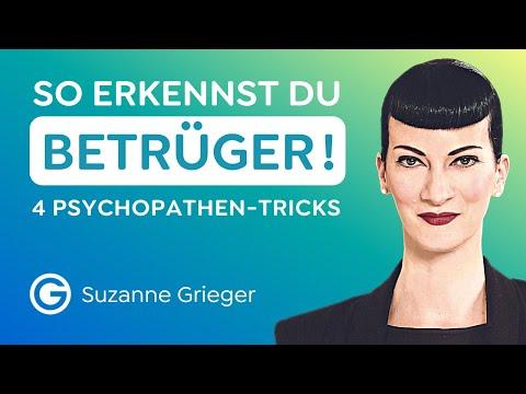 Vorsicht: Psychopathen! Tricks gegen Trickser // Suzanne Grieger-Langer