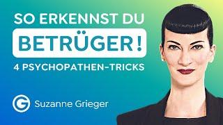 """GEDANKENtanken: Suzanne Grieger-Langer mit """"007 statt 08/15 -- gegen die Tricks der Trickser"""""""