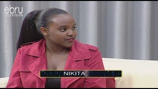 Nikita Kering: 16 Year Old Girl With An Angelic Voice on Chipukeezy Show