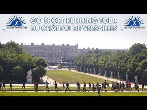 Go Sport Running Tour du Château de Versailles 2017