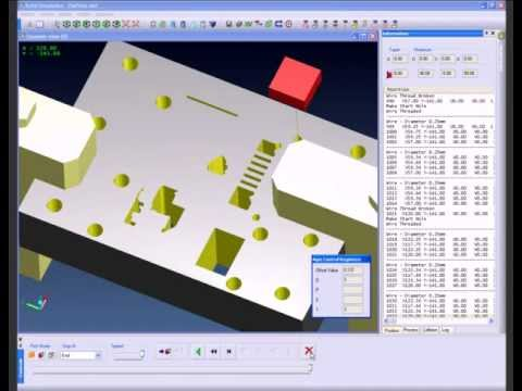 VISI PEPS-Wire - Wire EDM from Vero Software