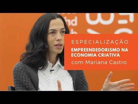 Empreendedorismo Na Economia Criativa