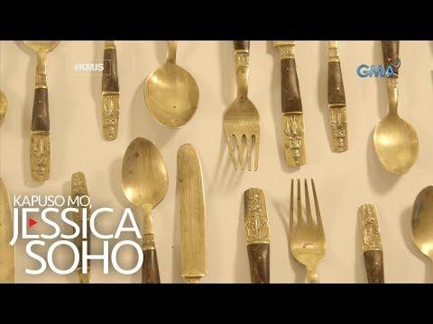 Kapuso Mo, Jessica Soho: Antigong kubyertos na nahukay sa Isabela
