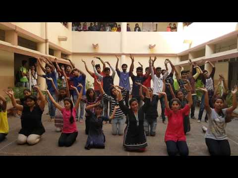 NIKHIL ANAND'S ELEVATE DANCE INSTITUTE POLICE EVENT CHOREOGRAPHY AT STERLING COLLEGE