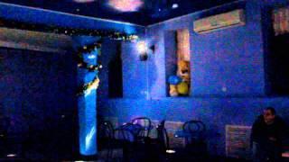 Монтаж световых приборов в боулинг клубе Сфера
