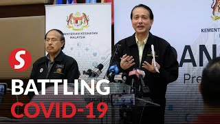 Health DG: 35 post-Cabinet meeting attendees tested, results negative
