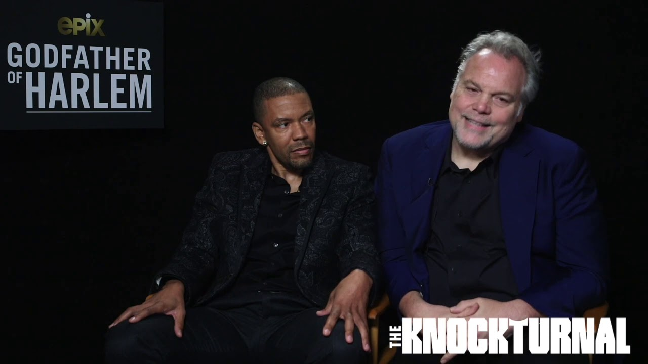 Download Forest Whitaker and Cast Talk 'Godfather of Harlem'