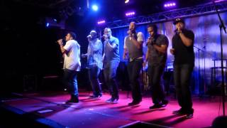Take 6 - Rainy Night In Georgia (New Morning - Paris - July 15th 2014)