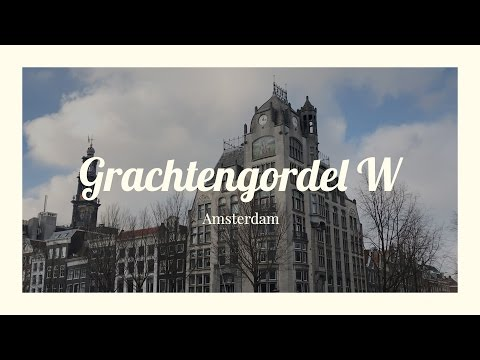 Amsterdam Free / Grachtengordel W - Canal Ring West