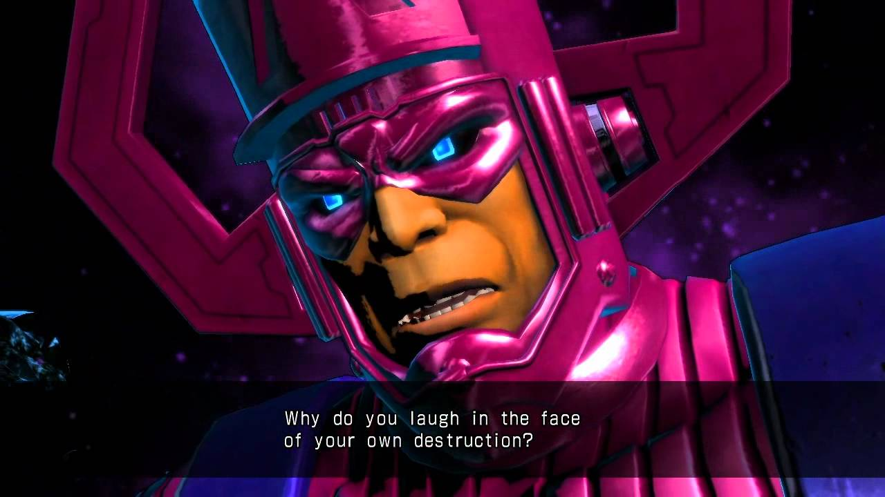 Scared Quote Wallpaper Umvc3 Galactus Quotes Youtube