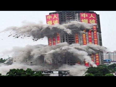 Construction Demolitions Compilation Best Building