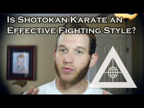 Is Shotokan Karate an Effective Fighting Style?