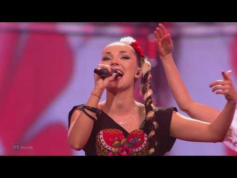 Donatan & Cleo - My Słowianie (Poland) 4K LIVE at ESC final 2014