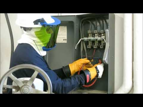 Safety When Taking Electrical Measurements at Industrial Power Panels