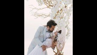 Beren Saat Ve Kenan Doğulu Düğününden Kareler /Beren Saat And Kenan Doğulu Wedding Frames 2014