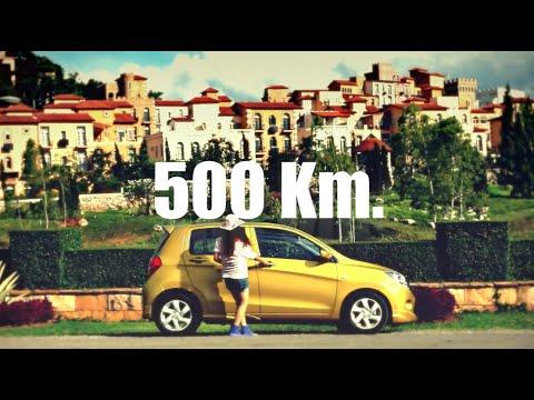 ขับซูซูกิ เซเลริโอ (Suzuki Celerio) ตะลุยเขาใหญ่ 500 กิโล