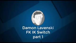 01 FK IK switch Rigging tutorial Part 1