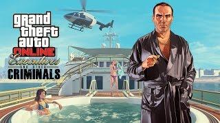 Трейлер дополнения «Большие люди и другие бандиты» GTA ONLINE