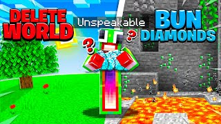 CRAZY Would You Rather CHALLENGE With PRESTON! Minecraft