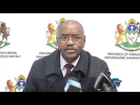Willies Mchunu inaugurated as KZN premier