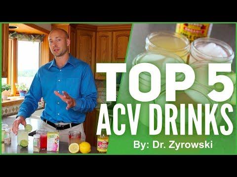 top-5-apple-cider-vinegar-drinks-|-super-delicious!