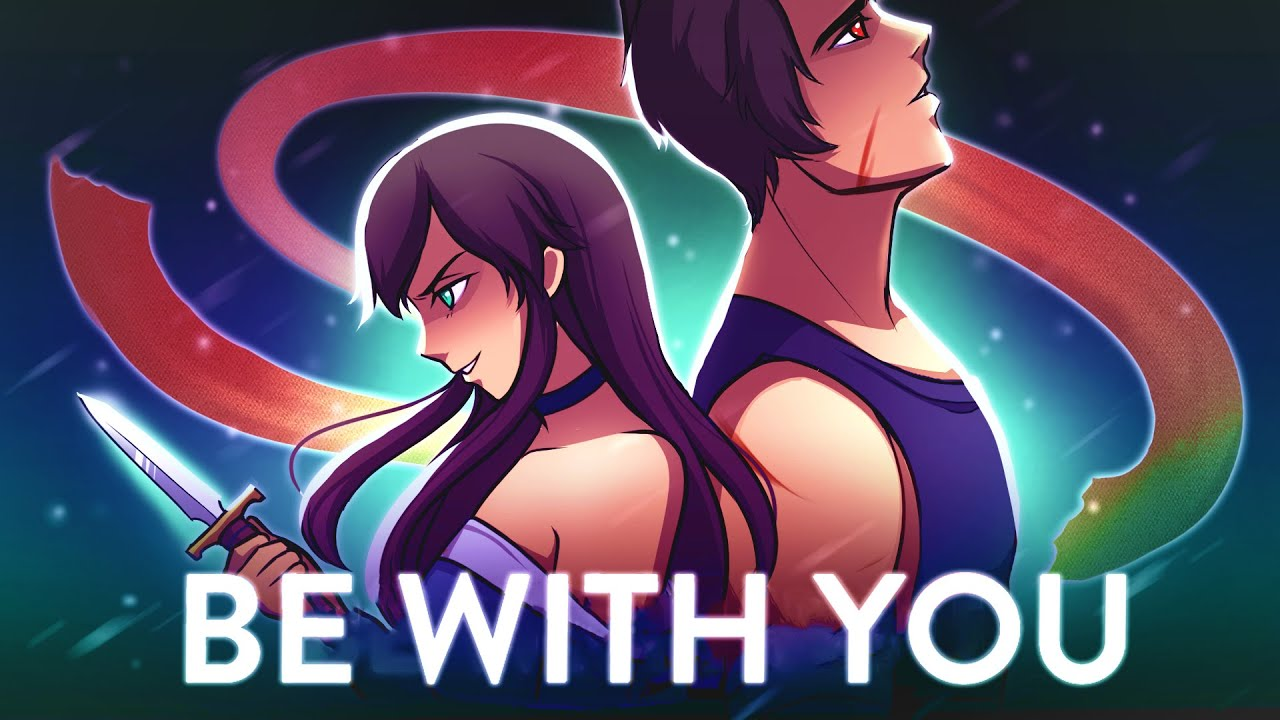 Be With You ANIMATED MUSIC VIDEO [Aphmau Official!]