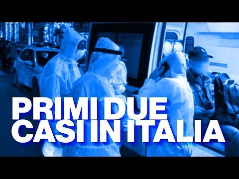 Coronavirus, Primi Due Casi In Italia E Blocco Dei Voli  - Timeline