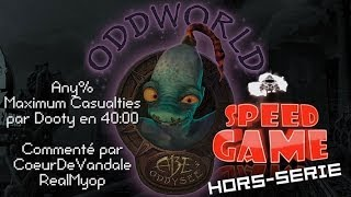 Speed Game Hors-série TAS L'Odysée d'Abe Maximum Casualties