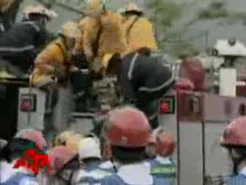 Raw Video: Deadly Bus Crash in Hong Kong